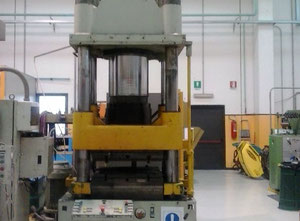 Used Press for rubber TCS 250/300Ton