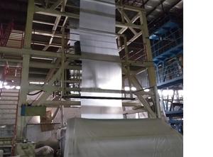 Heming Stone Taiwan JP – LESA 85 - 2300 Одношнековый экструдер