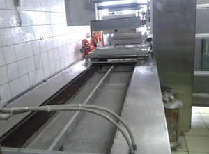 Tvarování termoplastů - Tvarující, plnící a  uzavírací linka Beta-Pak ( Turkish ) BPZ 400
