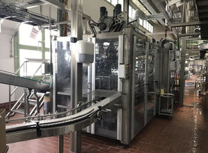 A + F Cup Packaging / Cluster Machine with Tray Former