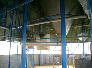 APV Anhydro Spray Dryer, 1000 kg/h