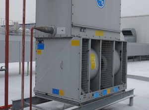 Full Ice Water / Refrigeration Plant