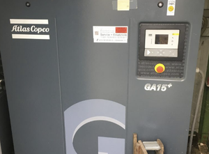 Atlas Copco Screw Compressor with Air Dryer