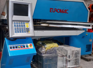 Euromac 30 Ton CNC punching machine