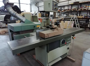 Used SCM FLEX 2 Used spindle moulding machine