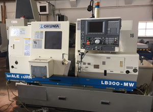 Okuma Space Turn LB 300-MW cnc lathe