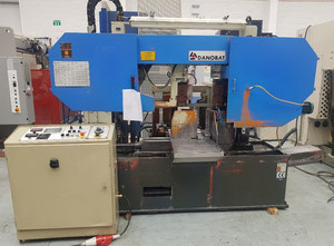 Danobat CP 420 AN band saw for metal