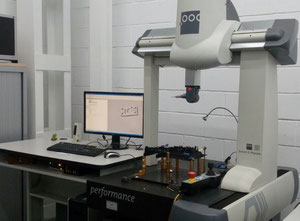 Hexagon Metrology (España) Dea global 555