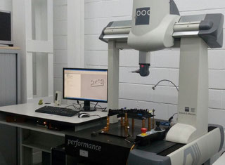 Hexagon Metrology (España) Dea global 555 P90809099
