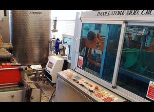 Stroj pro skupinová balení Mondo & Scaglione C.R.C.E.