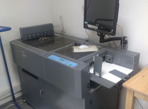 Duplo DUPLO D645-i Post press machine