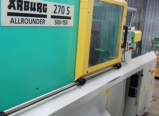 Arburg 270S-500-150 + Picker P90813004