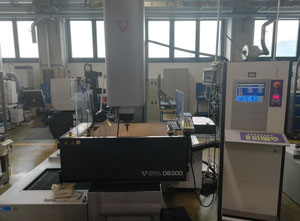 Used ONA DB 300 Die sinking edm machine