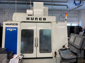 Centre d'usinage vertical Hurco VMX 24t