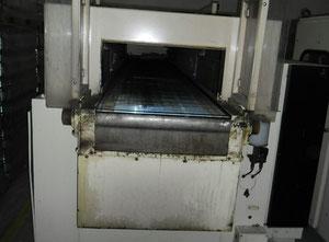 Ligne d'emballeur de bacs Kisters 197/40T Kisters 197/40E