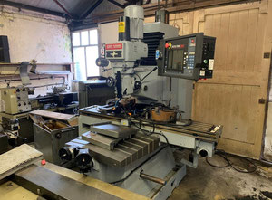 XYZ SMX3 5000 vertical milling machine
