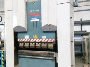 Durma AD-S 1260 Abkantpresse CNC/NC