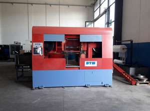 Used BTM 520 CNC band saw for metal