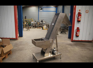 Distributeur GRONINGER 1,000 gal Single Motion 316 S/S 58 PSI @ 306 Deg F