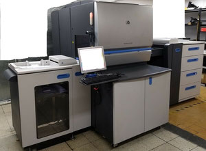 Presse numérique Hp Indigo HP Indigo 5500R