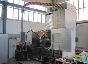 Fresatrice cnc verticale usata Mecof M60