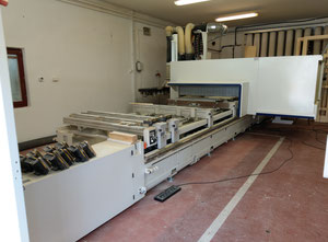 SCM Accord 30 FX Wood CNC machining centre - 5 Axis