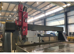 Used Water & Laser Systems TCI cutting waterjet cutting machine