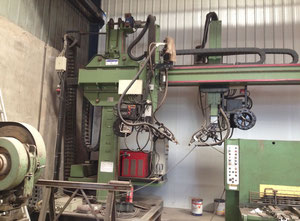 Corimpex 4/2008 model Welding machine