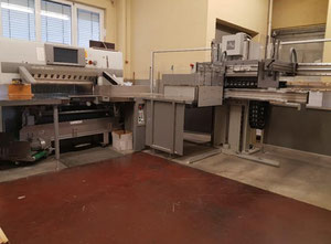 One complete Cutting Line Polar 115 XT AT Plus