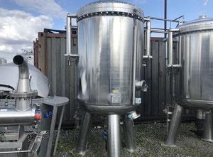 Schenk ZNF-BS25Z Maschine für die Wein-, Bier- und Alkoholproduktion