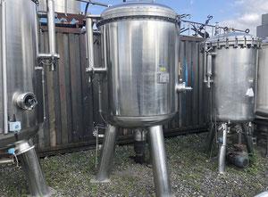 Schenk ZHF-STR25B3 Maschine für die Wein-, Bier- und Alkoholproduktion