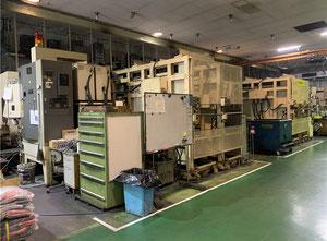 Mitsui Seiki HS-5A Bearbeitungszentrum Horizontal