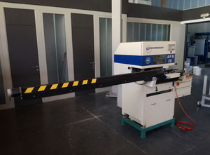 Wefeli AFB-3 E milling machine