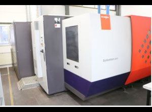 Impianto taglio laser Bystronic Byvention 3015