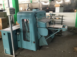 Used Wohlenberg A43C Three knife trimmer