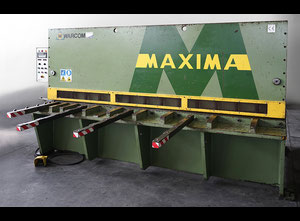 Used Warcom MAXIMA 30-08/10 hydraulic shear