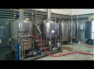 Kompletní řada výroby piva