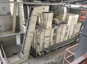 Maszyna do przetwórstwa tworzyw sztucznych Scolari TIPO 2T 82