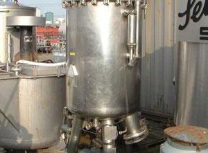 Stroje pro výrobu vína, piva nebo alkoholu Schenk 515