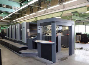 Heidelberg Speedmaster CS 92-4+L Printing machine