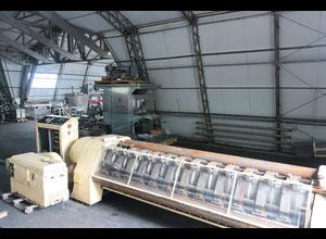 Máquina de producción de chocolate Nagema NAGEMA 1450