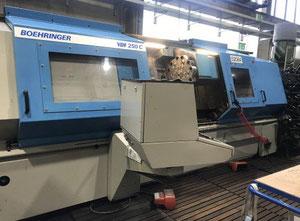 Boehringer VDF 250 C Drehmaschine CNC