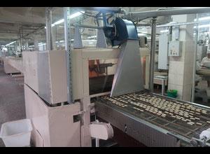 Máquina de producción de chocolate Nagema Super-80