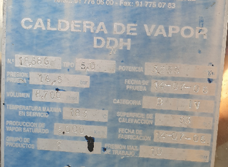 Vulcano Sadeca 3000kg/h P90823102