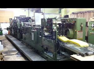 Rotační tiskový stroj Miyakoshi DVR-1