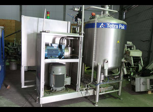 Tetra Almix 10 milk recovery machine