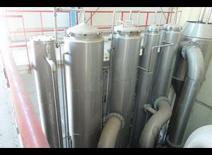 Anhydro Spray Dryer, 1000 kg/h