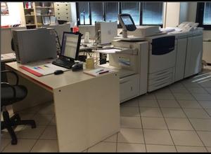 Used Xerox 700 Digital press