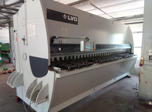 LVD MVS TS 20/6200 CNC shears