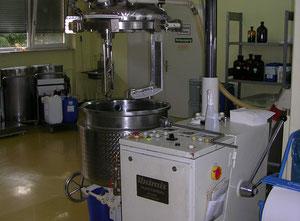 Mezcladora de líquido Haagen & Rinau (Ekato) UNIMIX SR 100